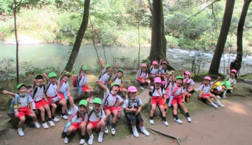 第3回「かがで学ぶ」教室 栢野大杉と鶴仙渓 9月24日