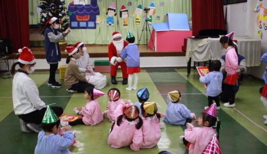 クリスマス会 12月23日