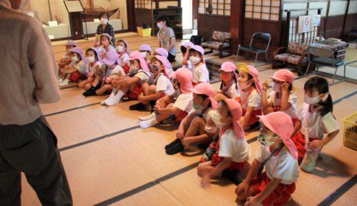 かがで学ぶ教室「北前船と橋立自然公園」 7月20日